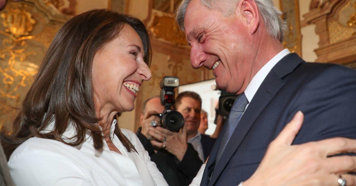 Stichwahl in der Stadt Salzburg: Harald Preuner bleibt Bürgermeister