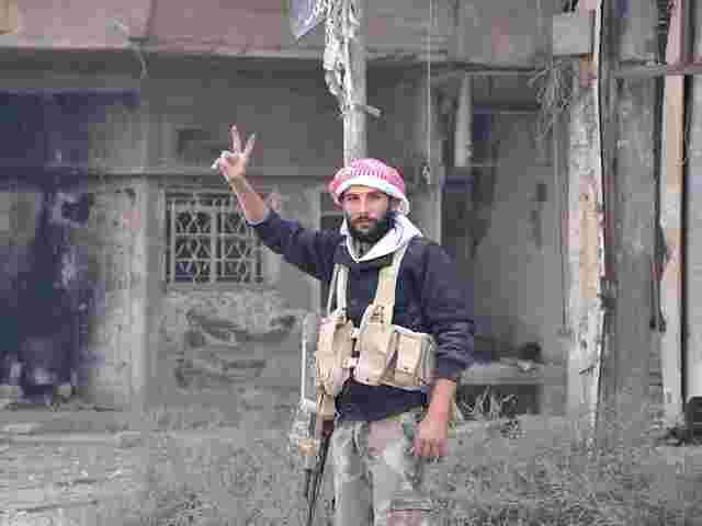 Syrische Armee stürmt letzte IS-Hochburg im Land