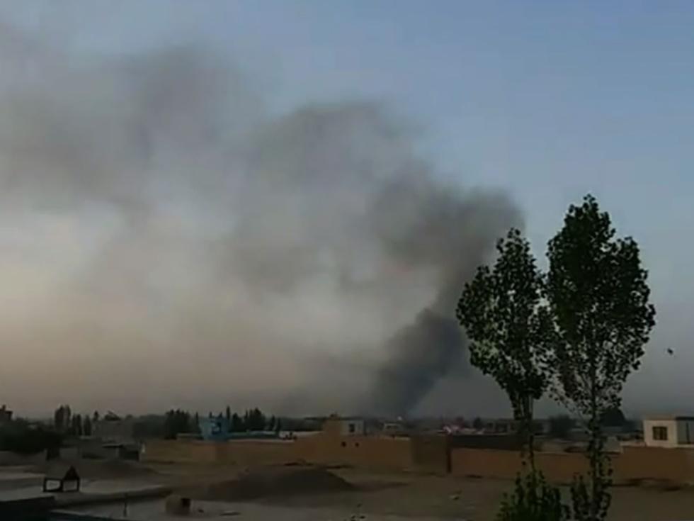 Taliban eroberten afghanischen Armee-Stützpunkt
