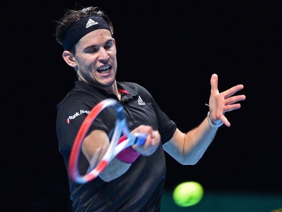 Tennis ATP Finals im Liveticker: Dominic Thiem vs Daniil Medwedew