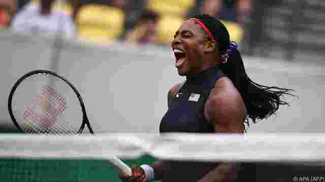 Tennis-Favoriten S. Williams, Murray und Nadal in Rio weiter