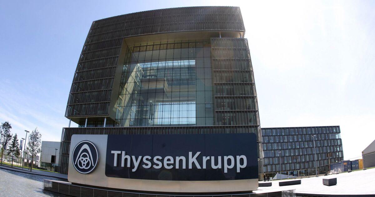 thyssenkrupp zieht es ins steuerparadies niederlande. Black Bedroom Furniture Sets. Home Design Ideas