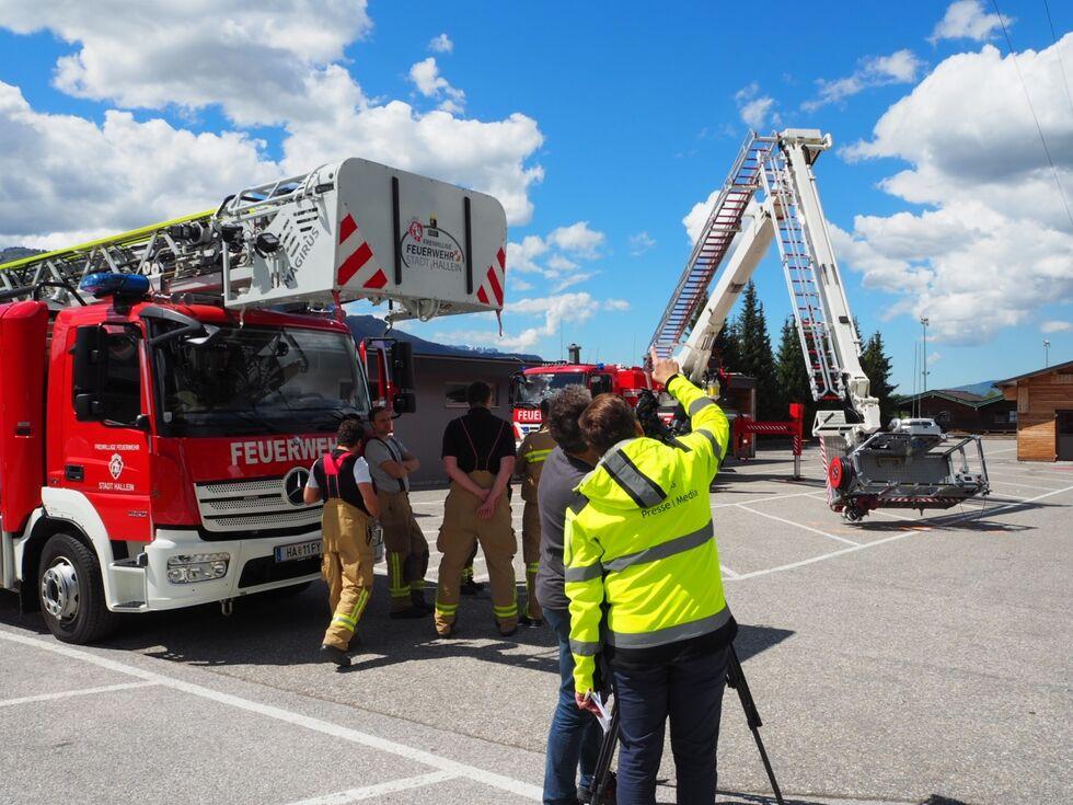 Tödlicher Stromunfall eines Feuerwehrmanns in Golling: Kollege wurde ohne Prozess verurteilt