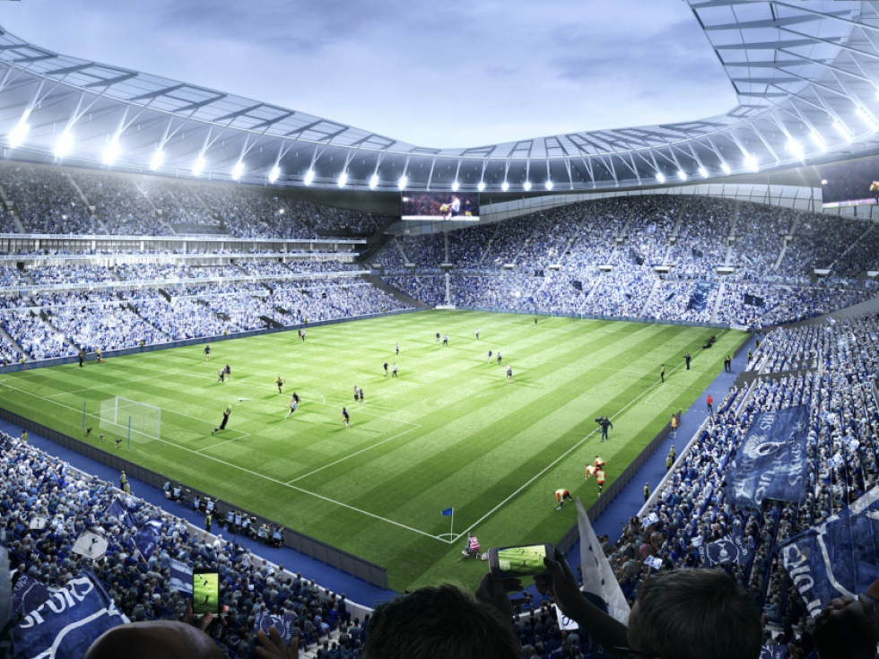 Tottenhams Stadioneröffnung verzögert sich