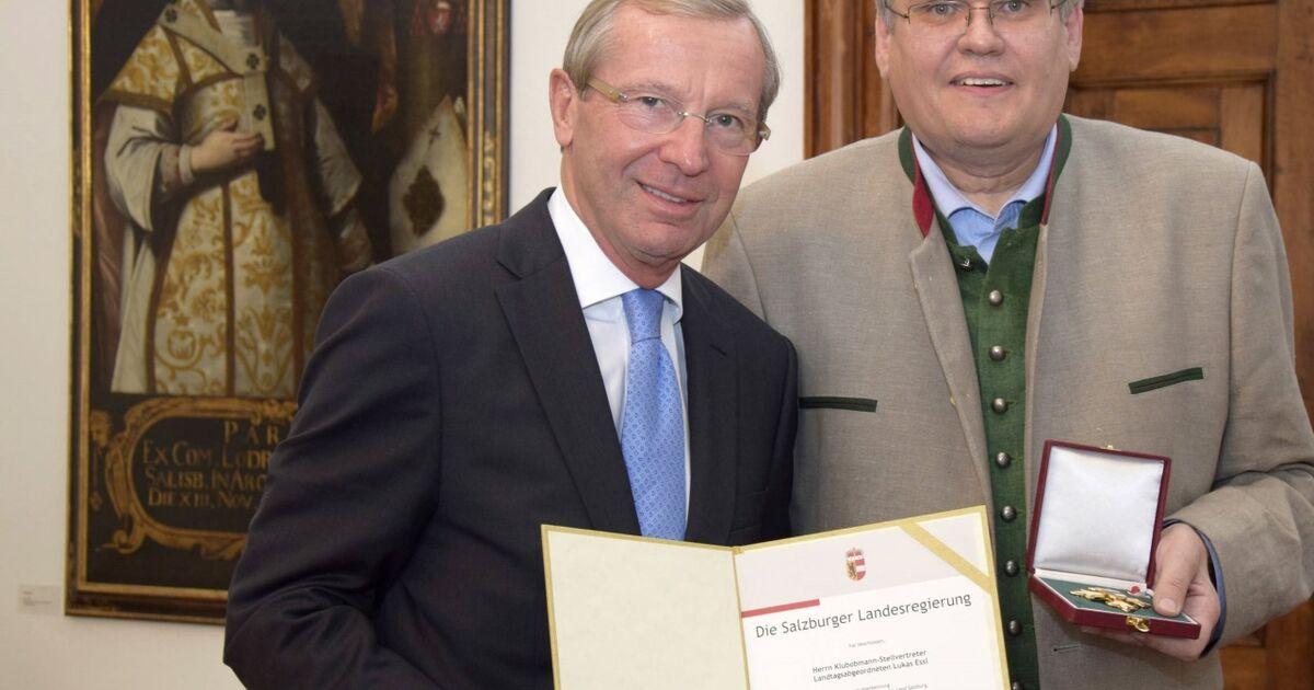 Trauer um Ex-Landtagsabgeordneten Lukas Essl