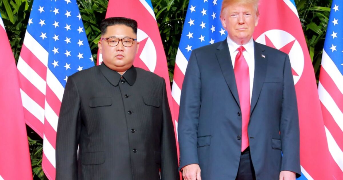 Nordkorea Trump