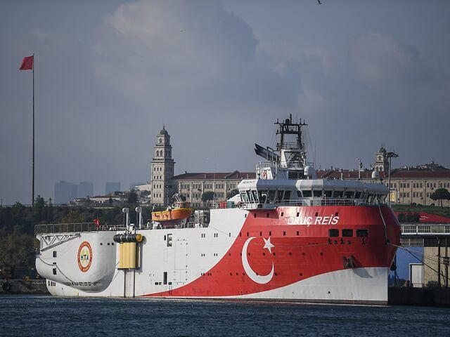 Türkei hält im Gasstreit an Kurs fest | SN.at