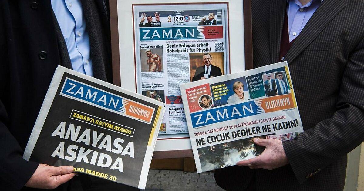 Türkische Zeitung Hürriyet Deutsch