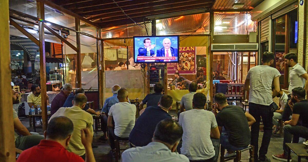 TV-Duell-der-Kandidaten-f-r-B-rgermeisterwahl-in-Istanbul