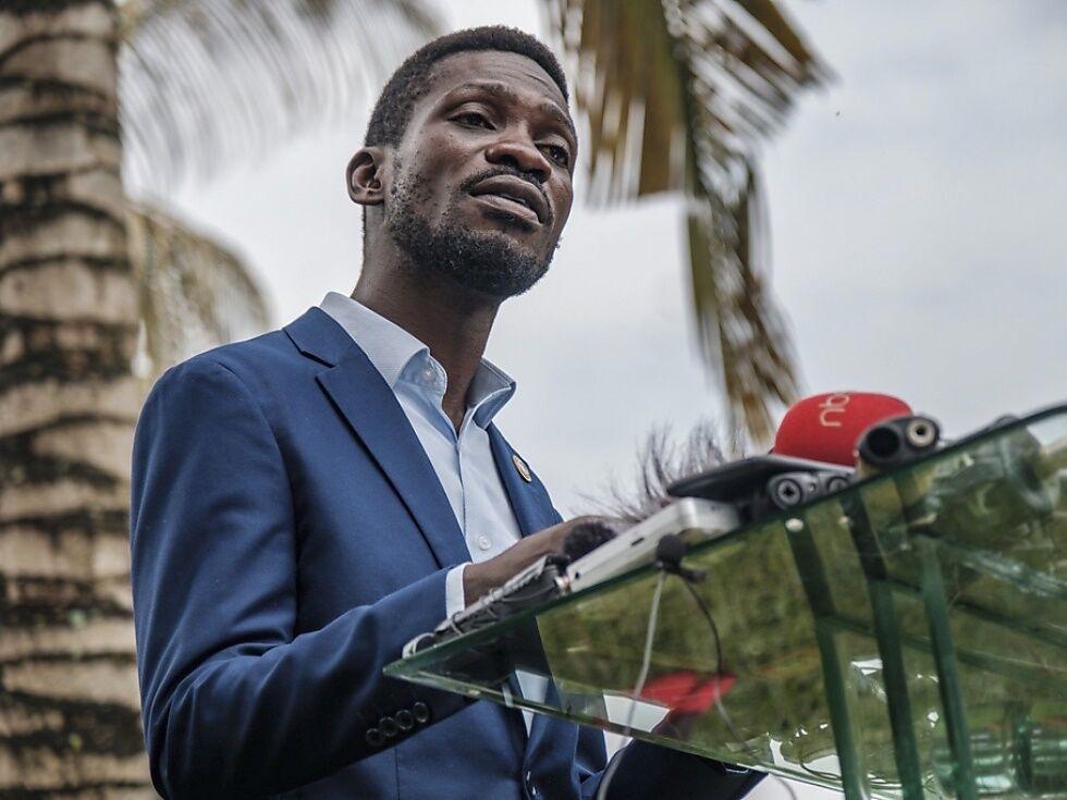 Ugandischer Oppositionsführer unter Hausarrest