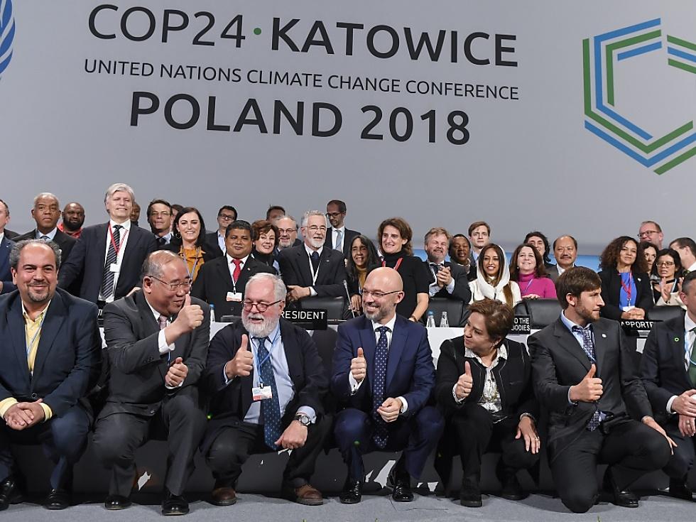 UN-Klimakonferenz in Kattowitz: Hängepartie mit Happy End