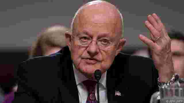 US-Geheimdienstdirektor James Clapper.