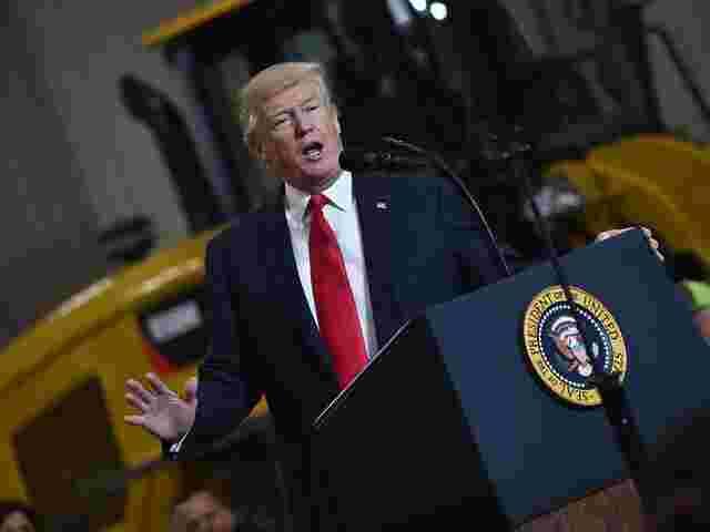 Stormy-Daniels-Affäre: Trump muss vorerst nicht aussagen