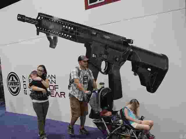 NRA klagt gegen strikteres Waffengesetz in Florida