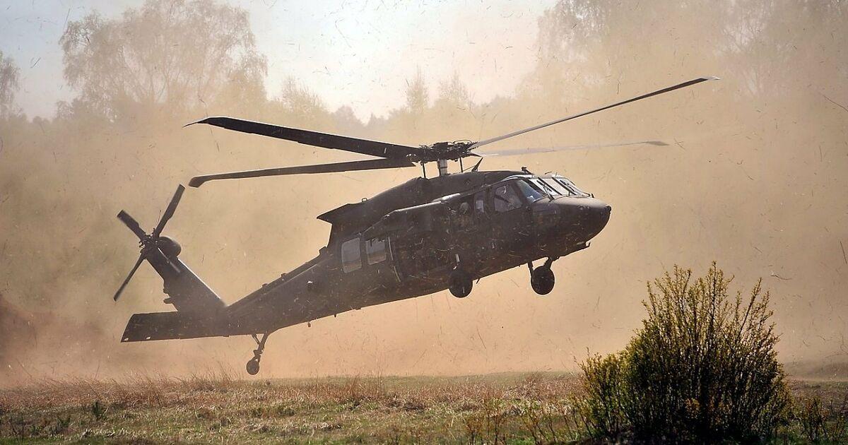Hubschrauber Usa