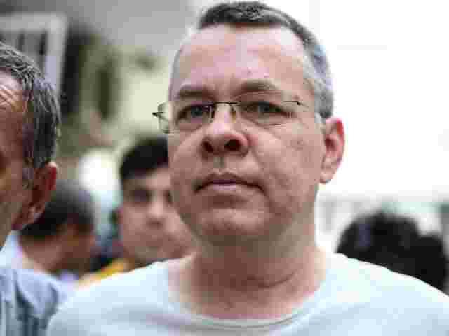 In Türkei inhaftierter US-Pastor Brunson kommt frei