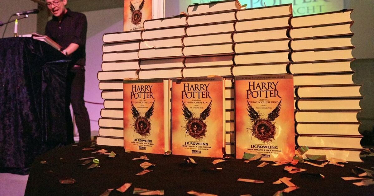 Neues Harry Potter Buch