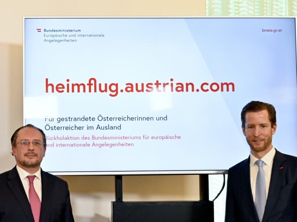 Vermutlich noch rund 23.500 Österreicher im Ausland