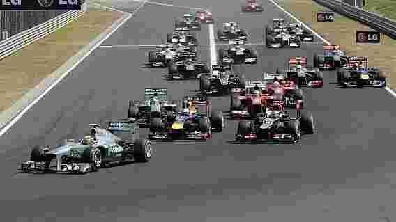 F1 Ungarn 2021