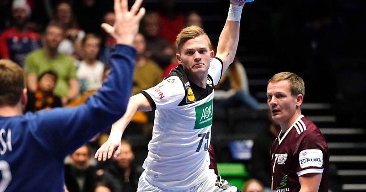 Handball Em 2020 Das Ist Deutschlands Erster Gegner In Der