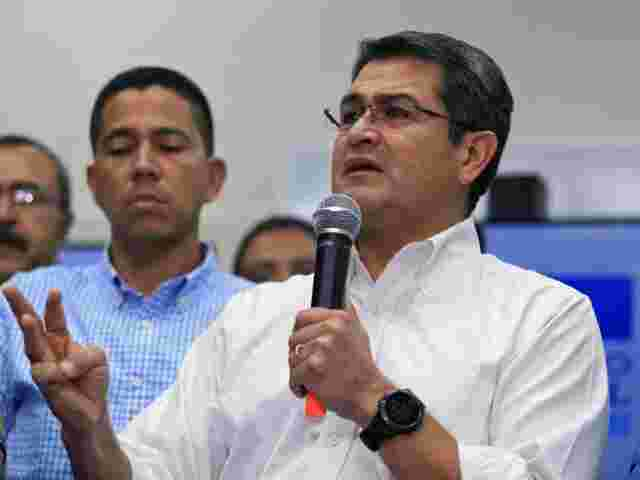 Schwester von Honduras' Staatschef stirbt bei Hubschrauberabsturz