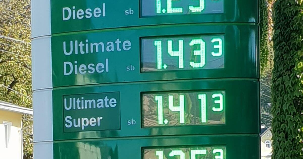 Warum Ist Das Benzin So Teuer
