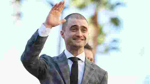 Was Daniel Radcliffe mit James Bond am Hut hat