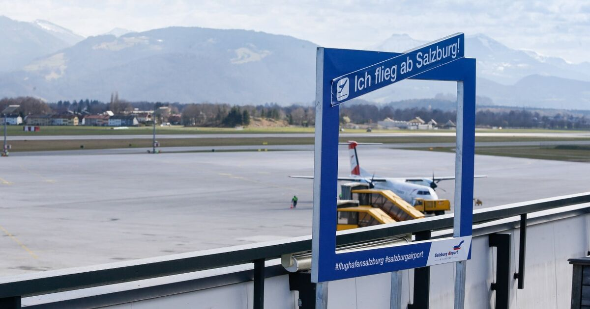 What AUA outlet means for Salzburg airport