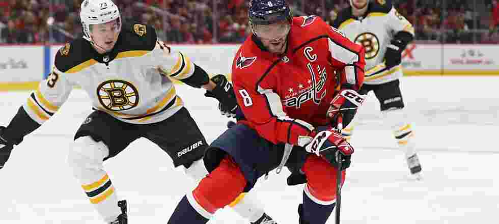Washington gewinnt Duell der NHL-Top-Teams gegen Boston