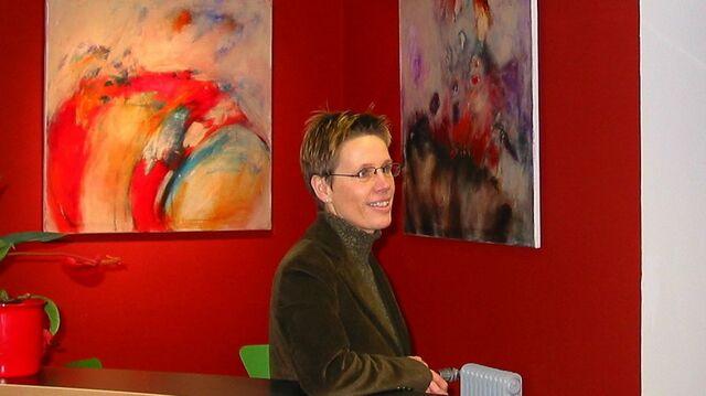 Rotschopf GroГџer Hahn fГјr Ehefrau