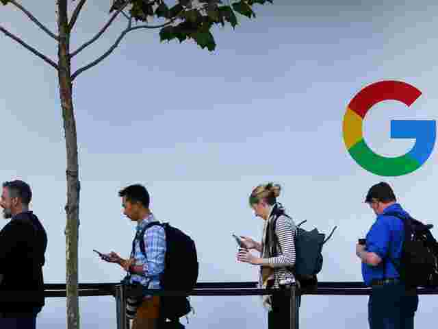 Probleme bei Google