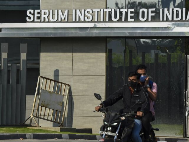 Serum Institute in India asks for patience