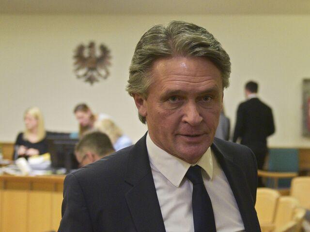 Urteil Gegen Westenthaler Bestatigt