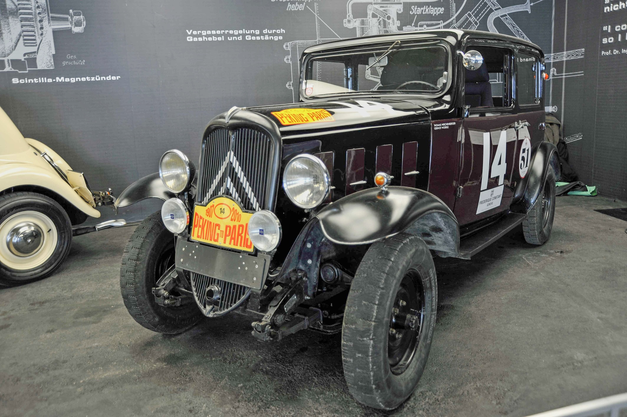 Sonderausstellung 100 Jahre Citroën Quelle