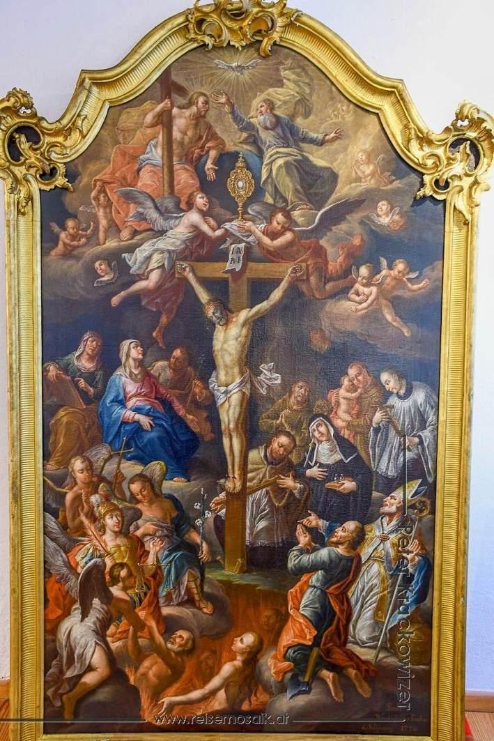 Sieben Heiligen Zufluchten von Benedikt Werkstätter