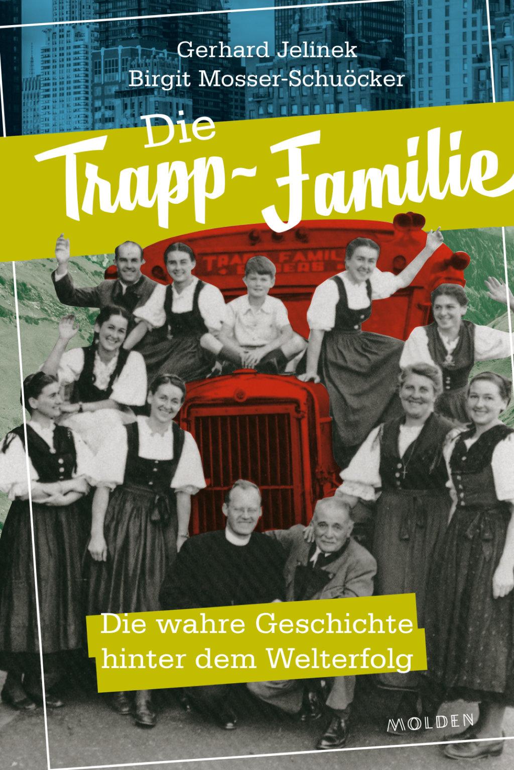 Trapp-Familie Buchbeschreibung