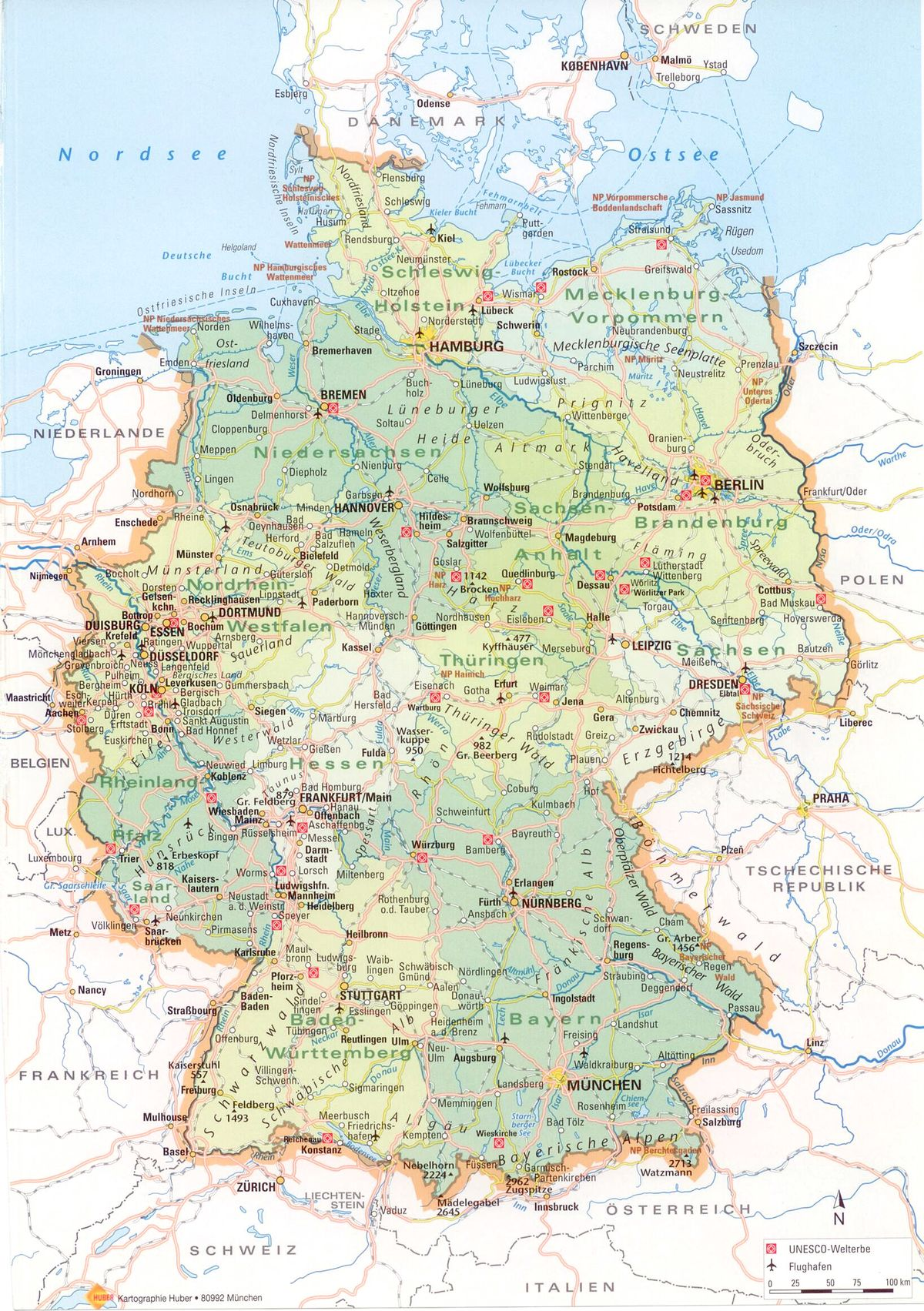 Deutschland – Salzburgwiki