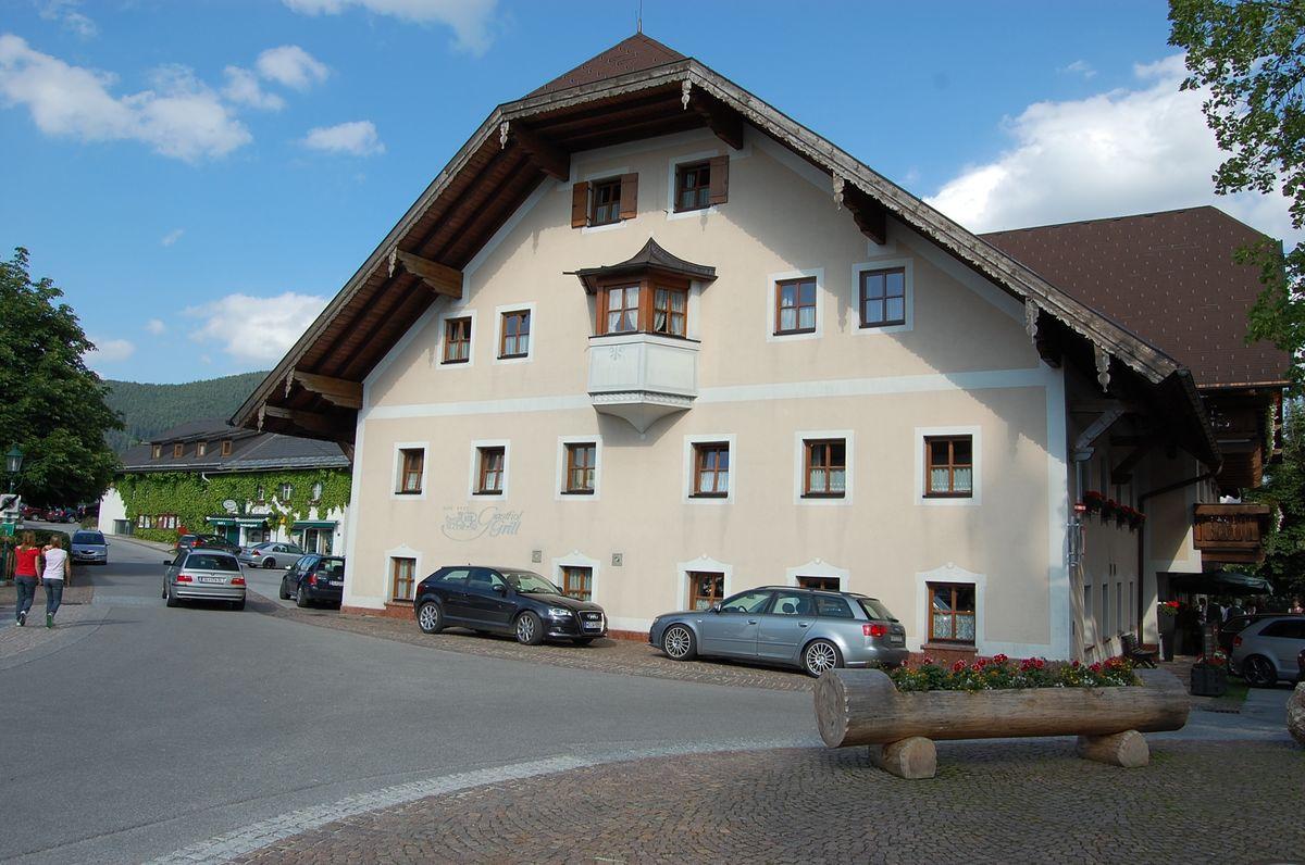 Hotel Gasthof Alte Post Faistenau Salzburgwiki