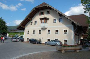 Hotel Neue Post Bodenmais Speisekarte