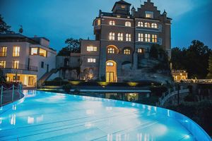 Sterne Luxury Wellness Spa Hotel Millenium Bilder