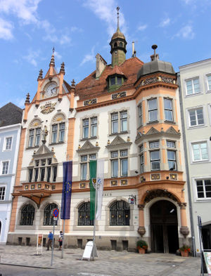 Braunau am Inn Geschichte(n) auf Schritt und Tritt 2: