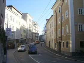 Müllner Hauptstraße – Salzburgwiki