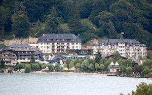 Wellness Hotel Ebners Waldhof Am See Fuschl Am See