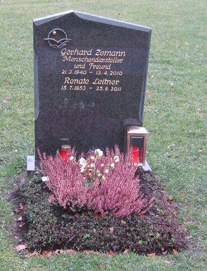 Gerhard Stein - Steinplatte