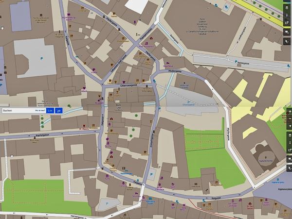 Karte Mit Hausnummern.Kaigasse Hausnummern Und Häuser Salzburgwiki