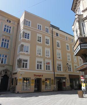 Hotel Goldenes Kreuz Grein Osterreich