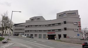 Hotel Nahe Wiener Stadthalle