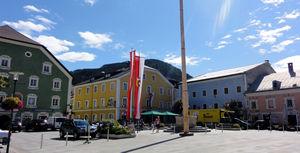 Der Murauer Gasthof Hotel Lercher Murau Osterreich