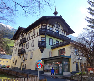 Park Hotel Gastein Bad Hofgastein Osterreich