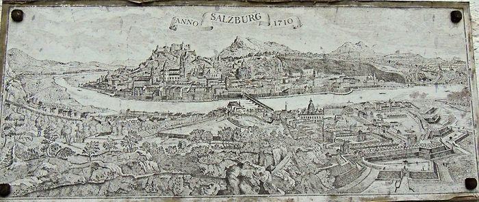 Salzburg Geschichte
